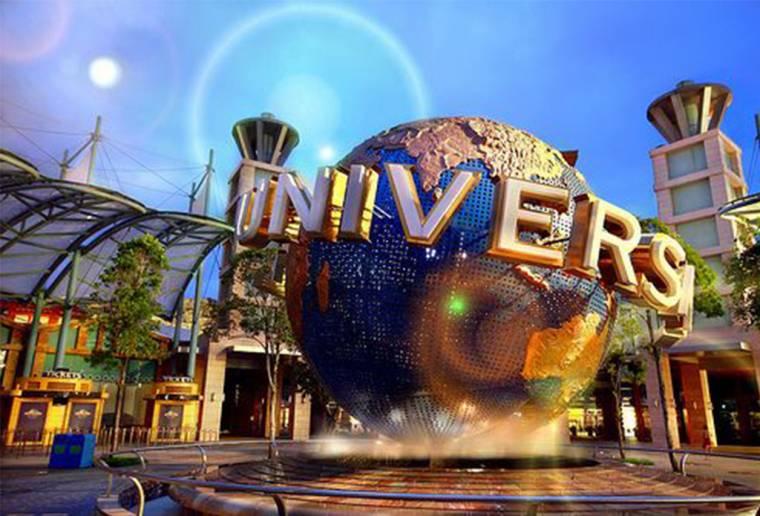 新加坡环球影城 Universal Studio Singapore