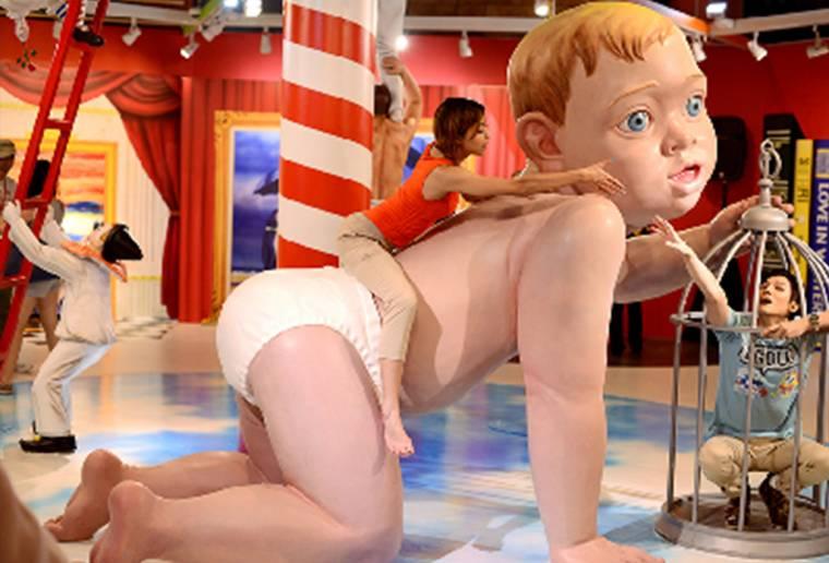 特丽爱3D美术馆 Trick Eye 3D Museum