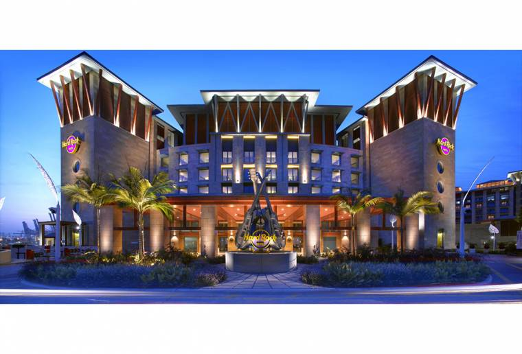 【圣淘沙】硬石酒店 Hard Rock Hotel