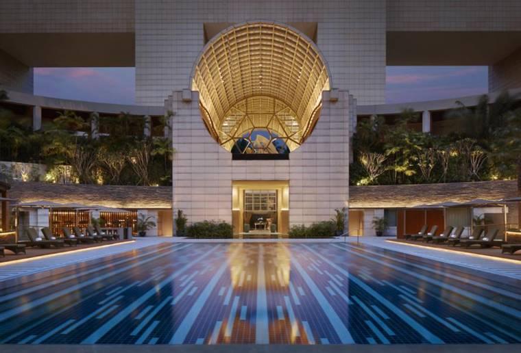 【滨海湾】丽思卡尔顿美年酒店 The Ritz-Carlton, Millenia Singapore