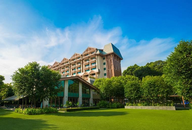【圣淘沙】逸豪酒店 Equarius Hotel