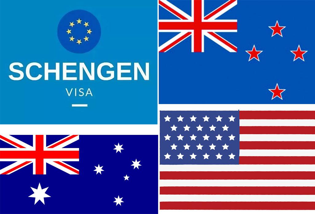 其他国家签证